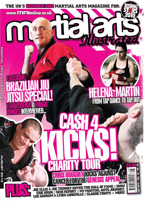 08/10 Martial Arts Illustrated (UK)